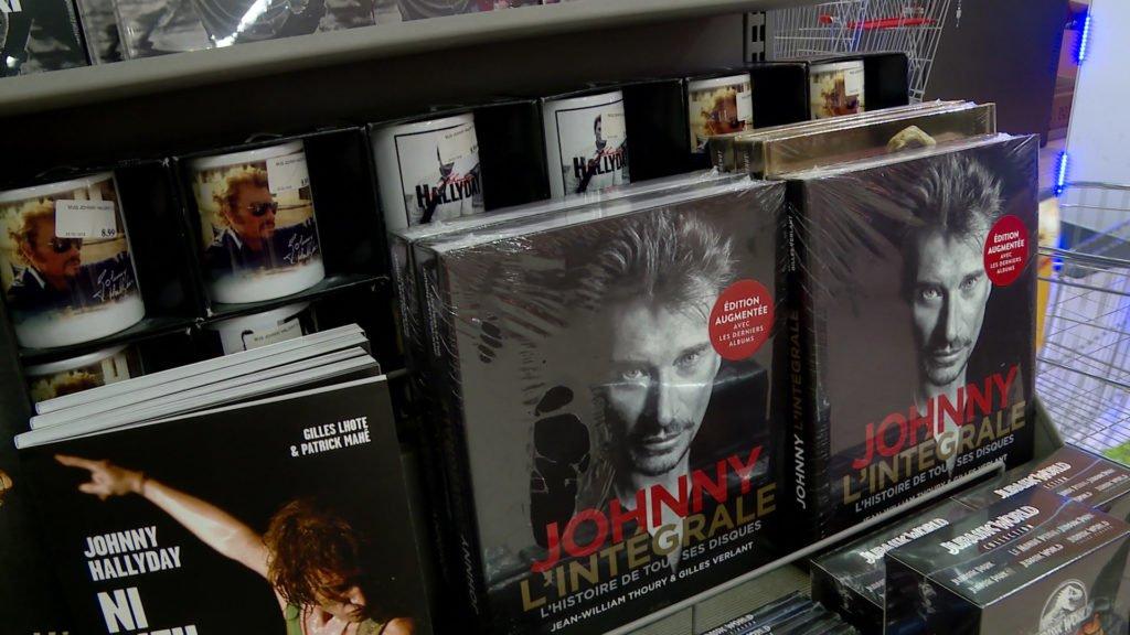 Johnny Hallyday : album posthume !