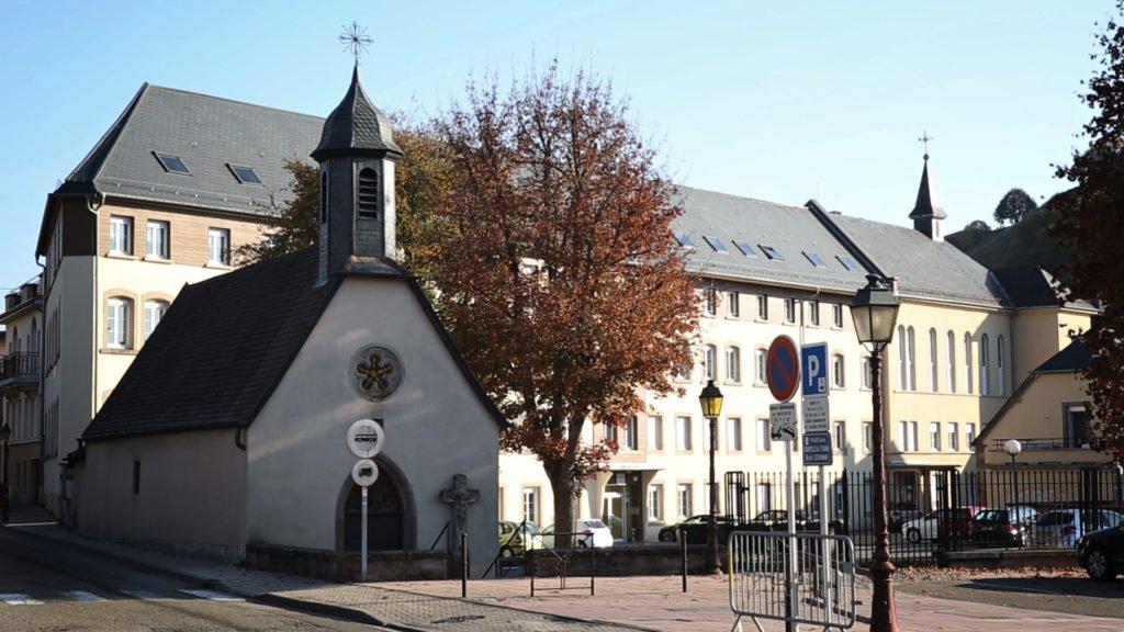 L'ancien hôpital St Joseph a laissé la place à une nouvelle structure