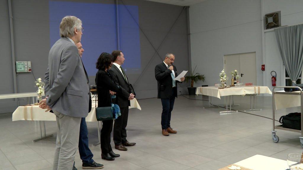 Kalhausen inaugure sa salle polyvalente