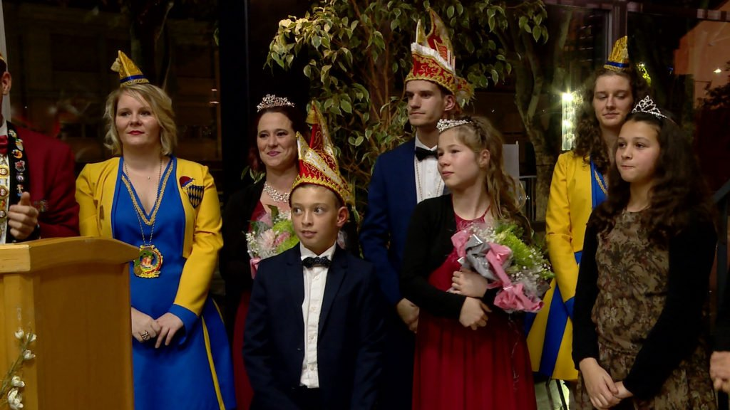 Les nouveaux couples princiers ont été présentés