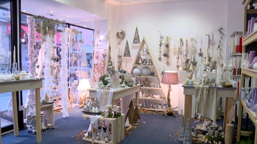L'Esat a ouvert sa boutique éphémère à Sarreguemines