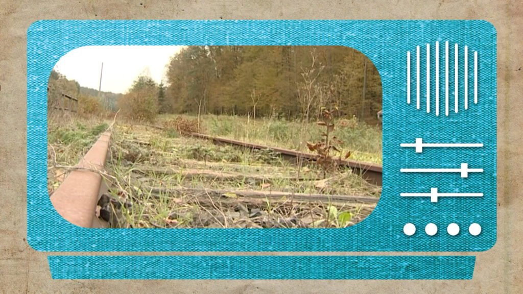 Novembre 2006 : un projet de train touristique abandonné à Bitche