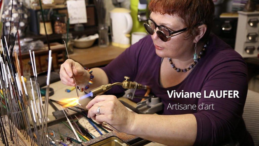 Viviane Laufer, artisan d'art