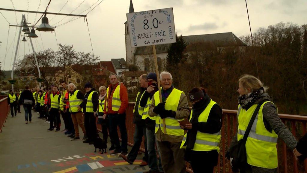 Gilets jaunes, bénévoles des restos du cœur ou encore défenseurs du bilinguisme, beaucoup de citoyens étaient mobilisés ce week-end.
