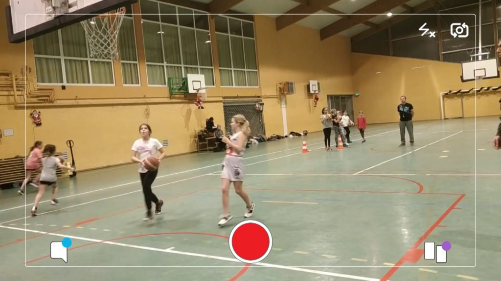 Loane fait du basket