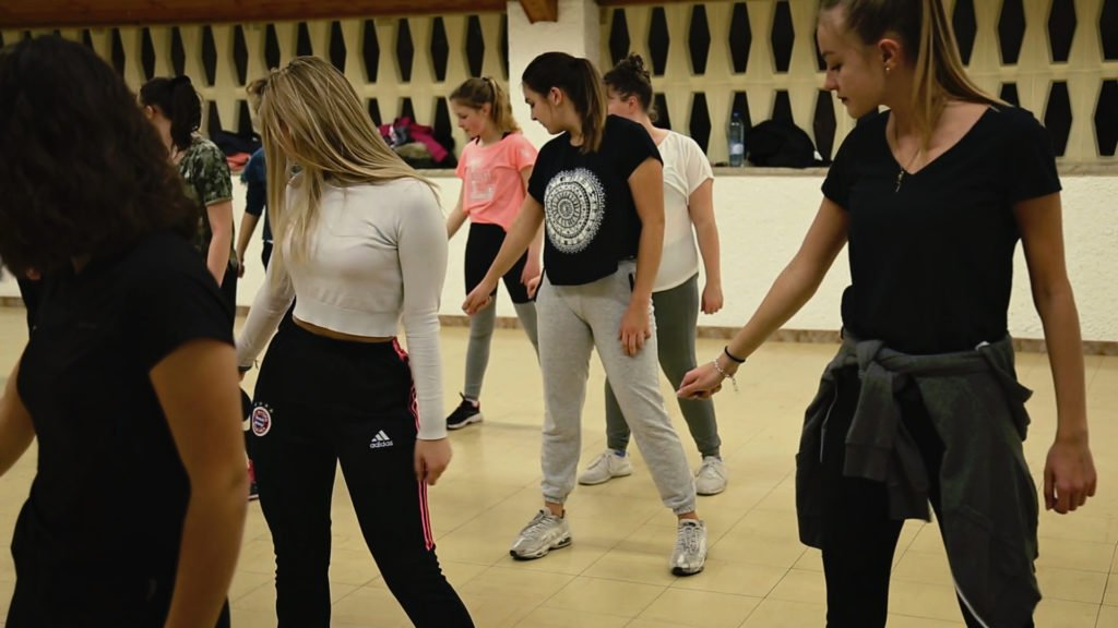 Dance Girls And Boys : ça bouge à Woustviller !