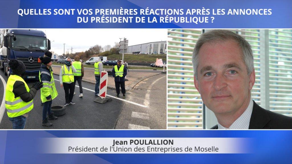 Le point de vue des entreprises suite aux annonces de Macron