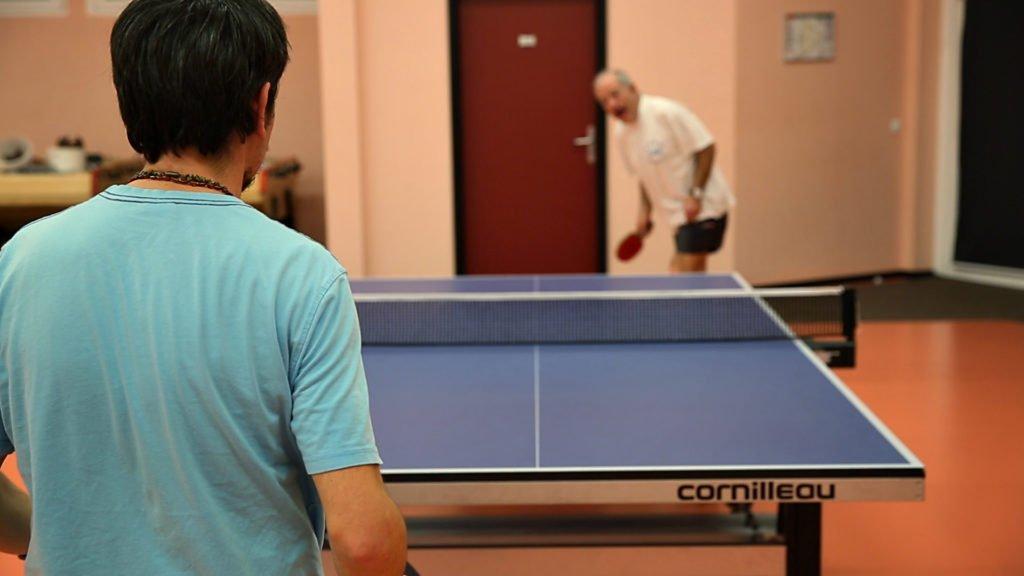 Le club de Tennis de Table de Rouhling