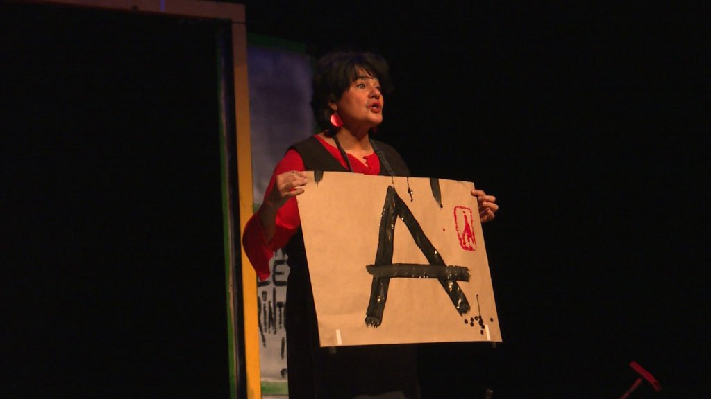 Luc Amoros présente son nouveau spectacle pour enfants