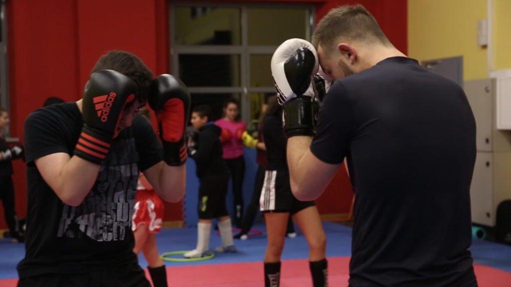 Le Boxing Combat de Bitche