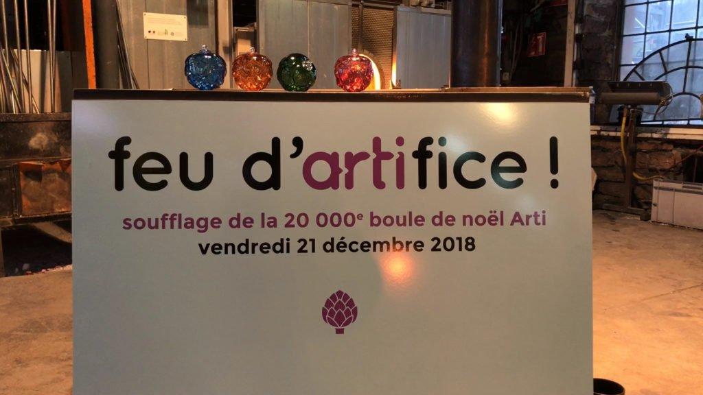Le CIAV souffle le 20 000ème exemplaire d'Arti