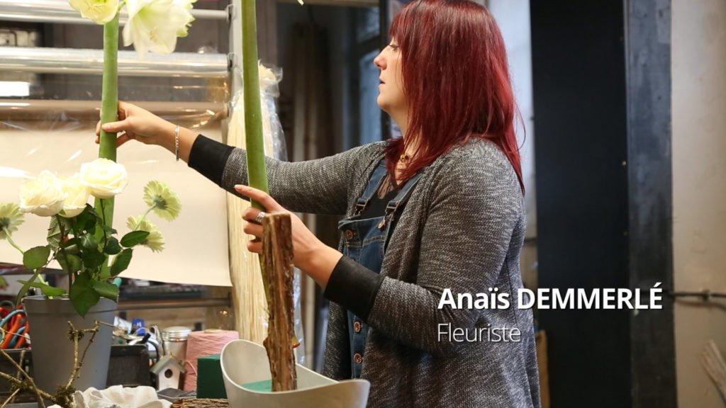 L'art floral d'Anaïs Demmerlé