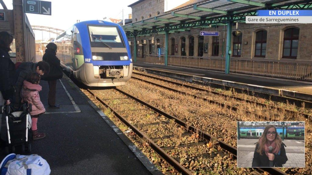 Plus de train entre Sarreguemines et Sarre-Union en 2019