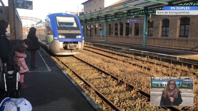 Plus de train entre Sarreguemines et Sarre-Union en 2019