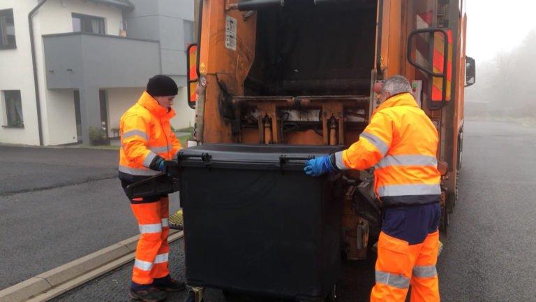 Ramassage des déchets. Nouvelle organisation pour les ripeurs et usagers.