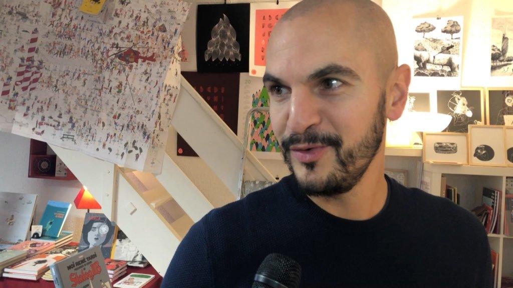 """Julien Strelzyk et les """"Expressions mosellanes"""""""