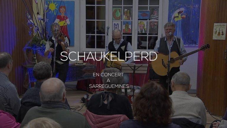 Concert des Schaukelperd