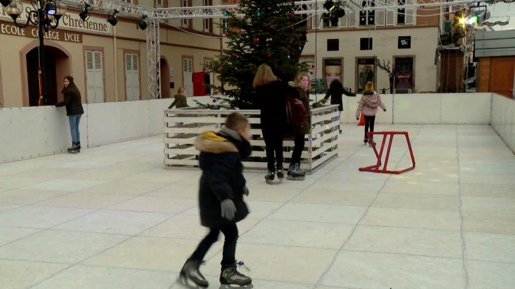 C'est l'heure du bilan à Sarreguemines pour la patinoire