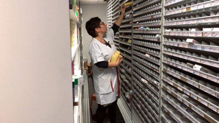 Danielle Sandonato et le quotidien de la pharmacienne