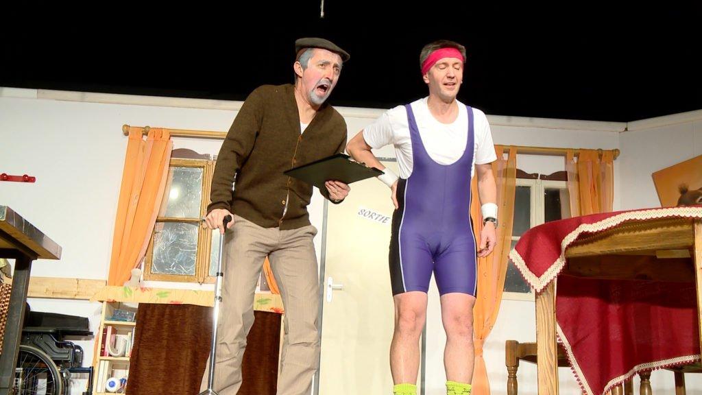 S'Fresche Theater de Siersthal va vous faire rire dans sa maison de retraite