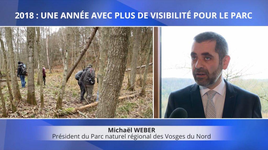 3 questions à Michaël Weber concernant les communes associées au parc naturel régional des Vosges du Nord