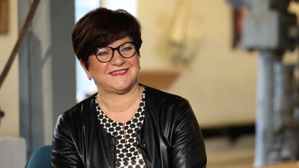 Nicole Muller-Becker, Vice-présidente de la Région Grand Est : un mot pour la jeunesse