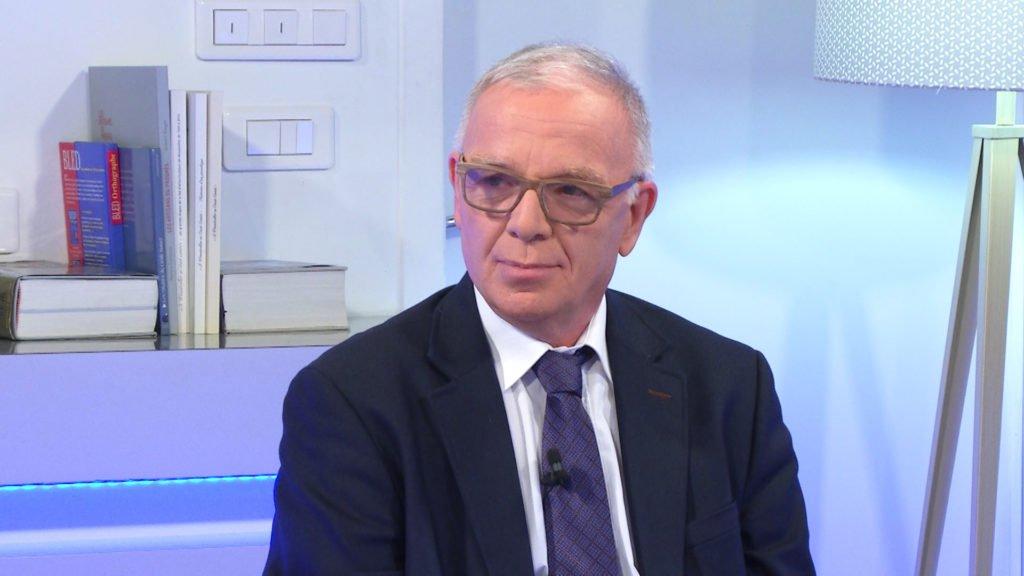 Jean-François Reinert, proviseur du lycée Henri Nominé, fait le point sur l'enseignement de l'allemand et les formations professionnelles en allemand