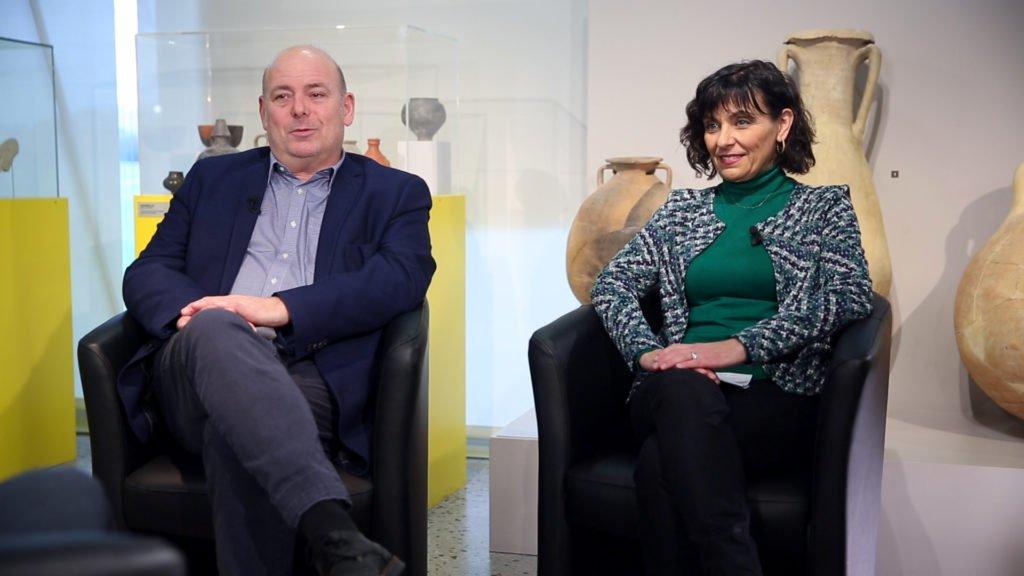 Évelyne Firtion et Jean-Claude Cunat, Conseillers départementaux du canton de Sarreguemines : se projeter sur l'avenir