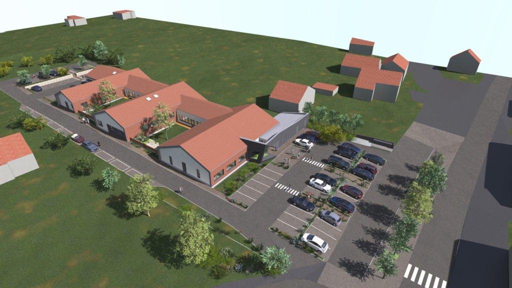 À Herbitzheim, les professionnels de santé auront bientôt leur maison