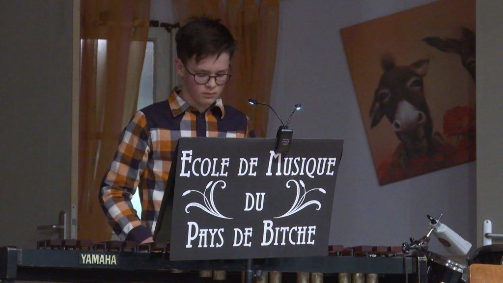 L'école de musique du Pays de Bitche continue sa tournée !