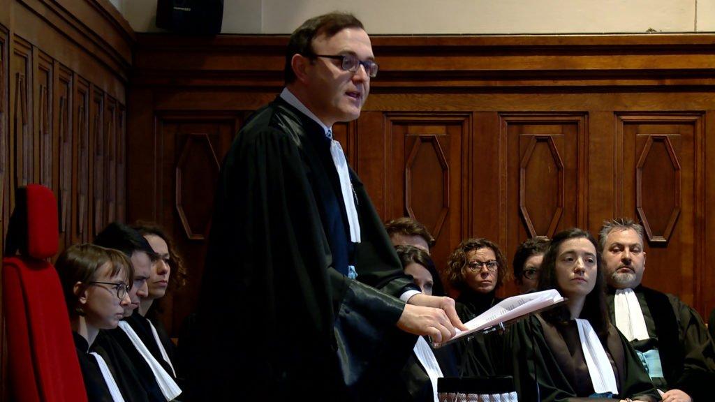 Audience solennelle de rentrée judiciaire 2019