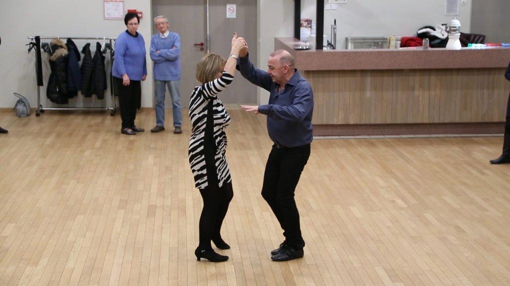 Les associations Atout Danse et Les Pas Chassés