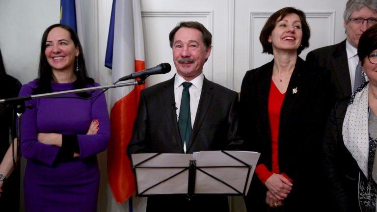 Christophe Salin, Sous-préfet de Sarreguemines : santé, réussite et bonheur