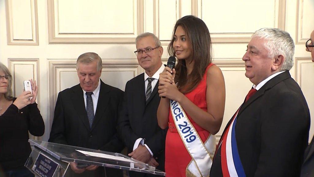 Miss France fait traditionnellement sa 1ère sortie à Saint-Avold