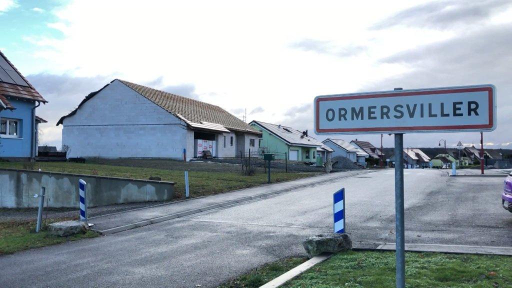 Ormersviller gagne des habitants