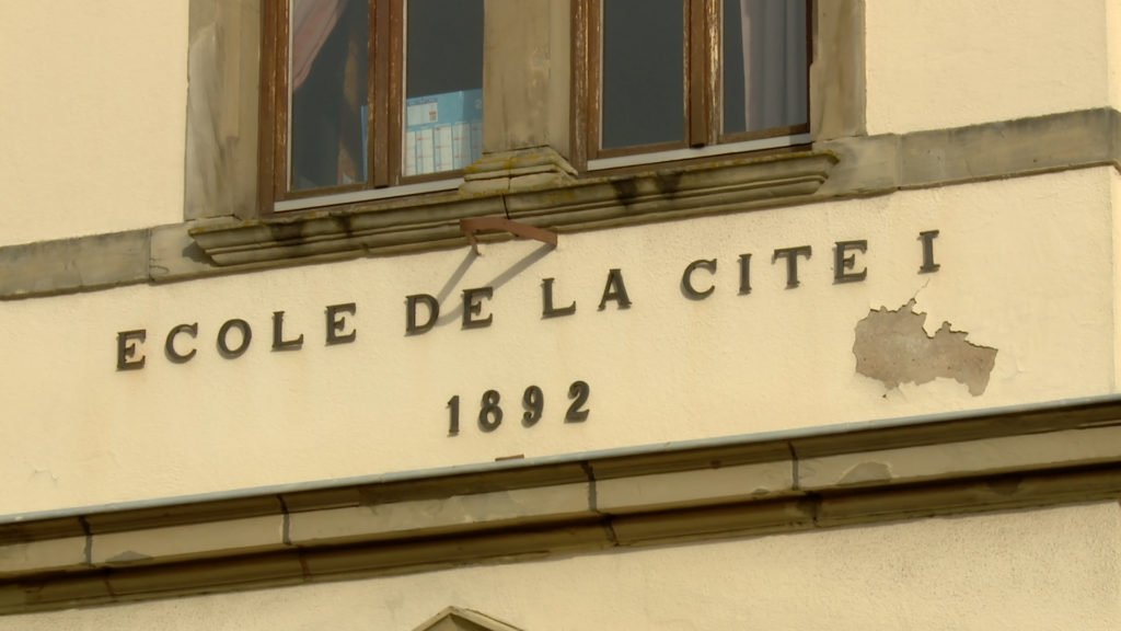 Le groupement scolaire de la Cité bientôt rénové