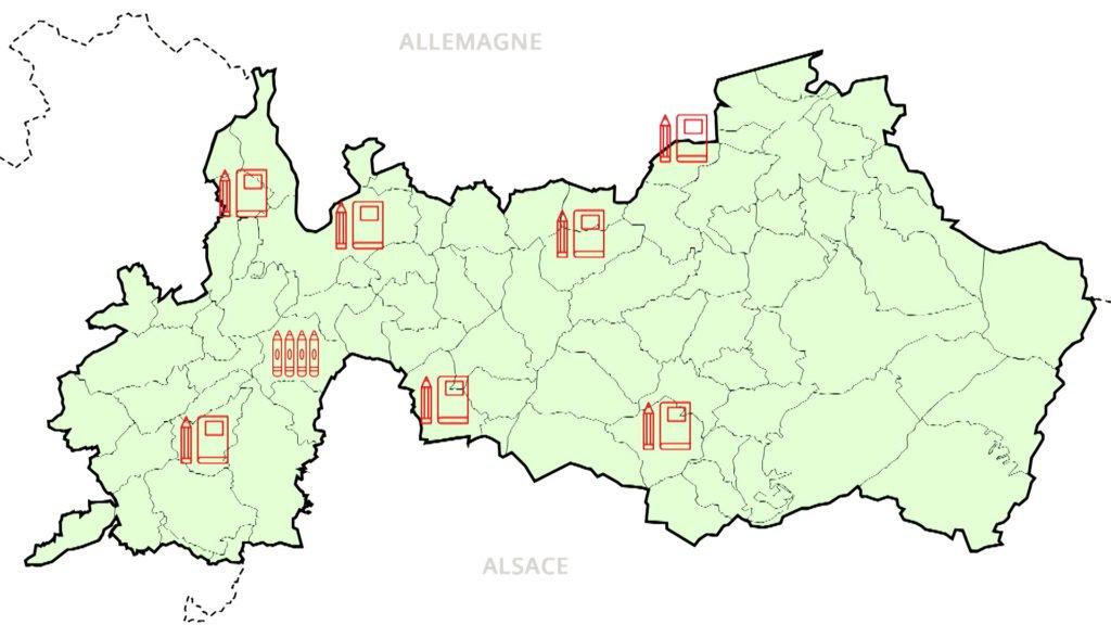fermetures et ouvertures de classes dans l'arrondissement