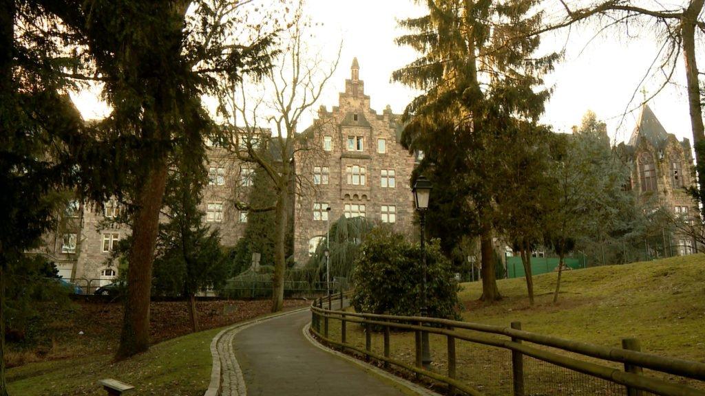 Projet colossal que Brice Auert veut réaliser à Sarreguemines autour de l'ancien hôpital du Parc