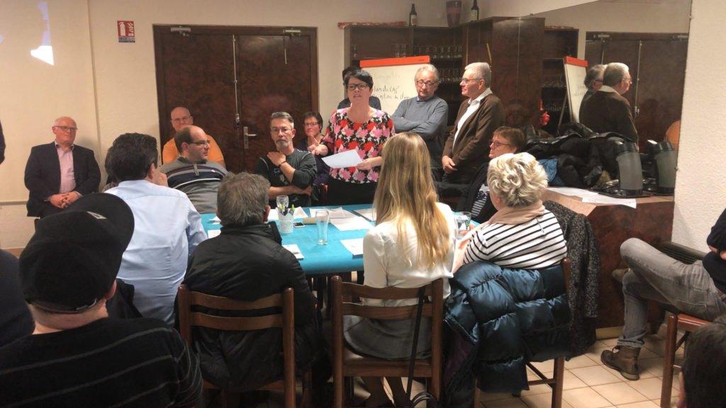 Le Grand Débat National organisé par l'association AGIR pour Sarreguemines