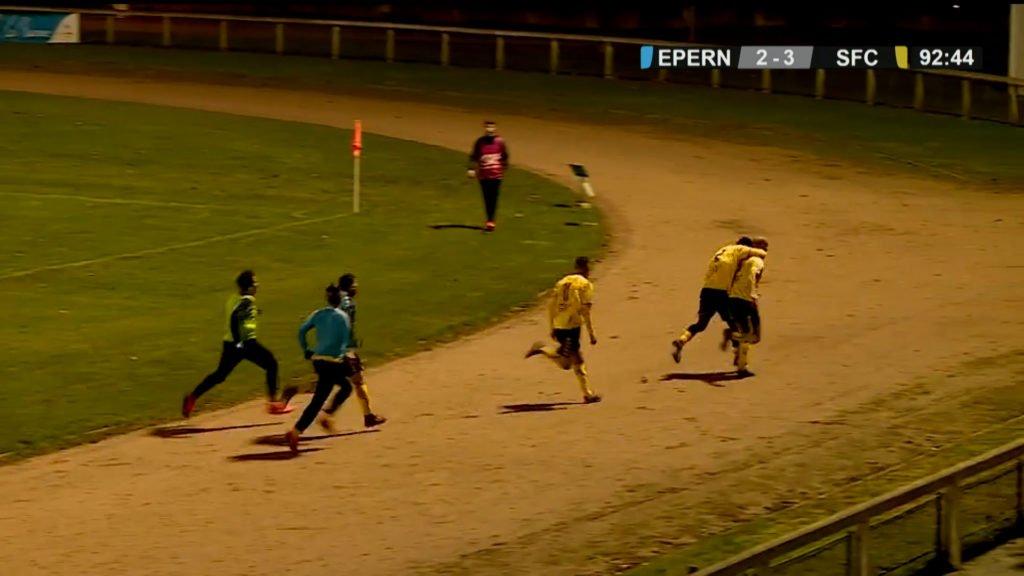 Hassan M'Barki plus fort que Pelé