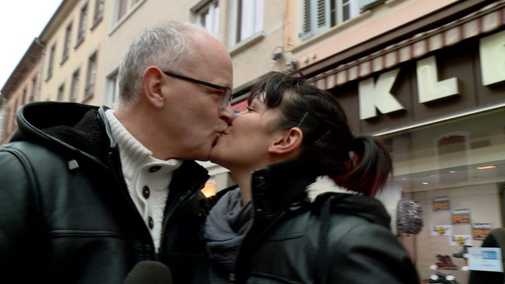 La Saint-Valentin l'occasion de déclarer son amour
