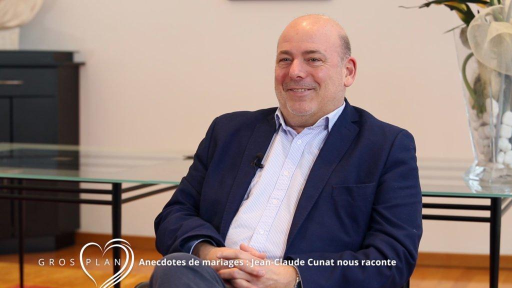 Anecdotes de mariages : Jean-Claude Cunat nous raconte