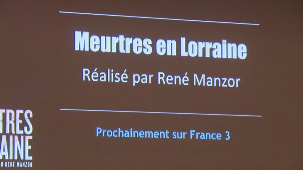 Stéphane Bern débarque à Bitche pour l'avant-première du film « Meurtres en Lorraine »