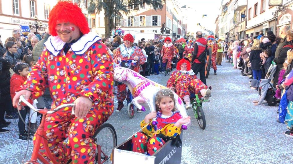 Les festivités de carnaval ont rythmé le week-end