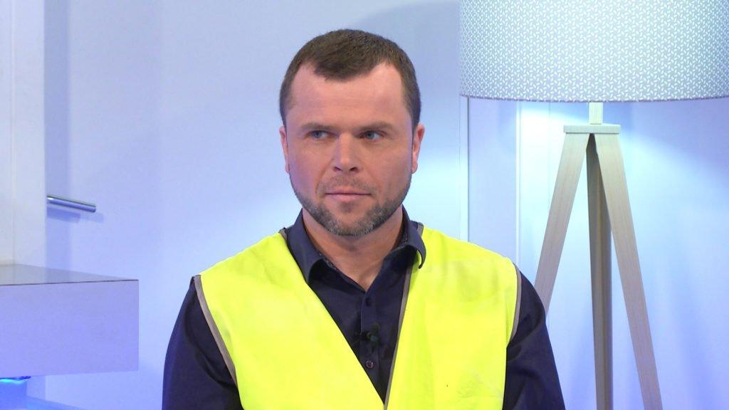 Sébastien Gibrat, gilet jaune de Sarreguemines, rappelle le but et les raisons du mouvement national