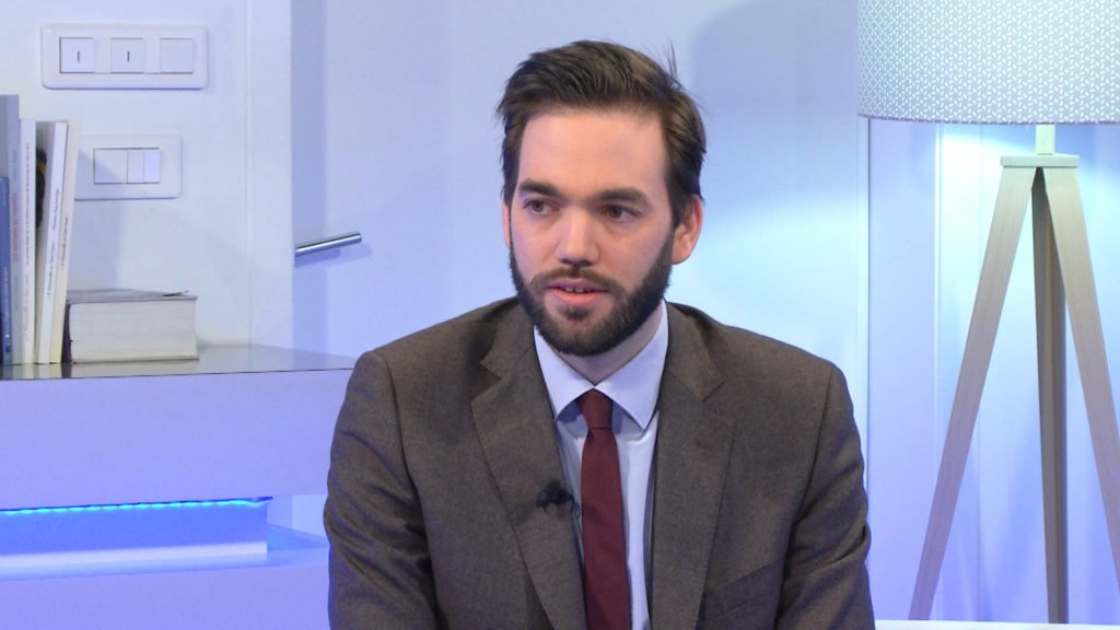 Guillaume Flück, directeur adjoint aux hôpitaux de Sarreguemines, fait le point du passage à seulement 2 secteurs en psychiatrie