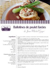 La recette de Jean-Michel Gayer