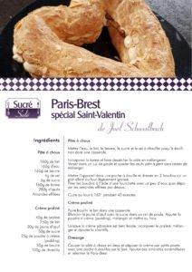 La recette de Joël Schwalbach