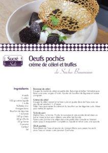 La recette de Sacha Baumann
