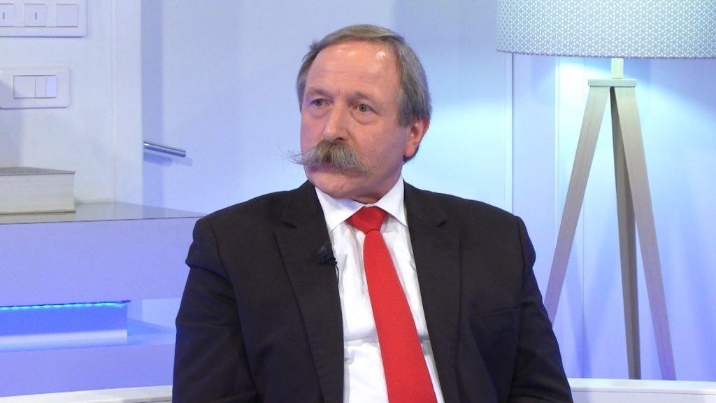 Robert RIWER, président de l'association des propriétaires du Pays de Bitche